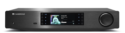 cxn cambrige netwerkplayer airplay bluethooth usb internetradio